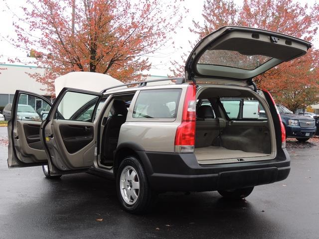 2001 volvo v70 xc awd third row seat. Black Bedroom Furniture Sets. Home Design Ideas