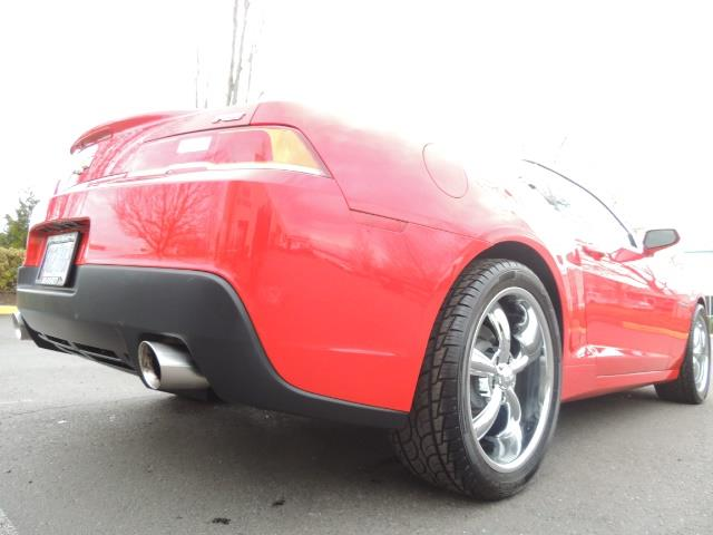 2014 Chevrolet Camaro LS / Coupe / 3.6 Liter 6Cyl / ONLY 9000 MILES - Photo 32 - Portland, OR 97217