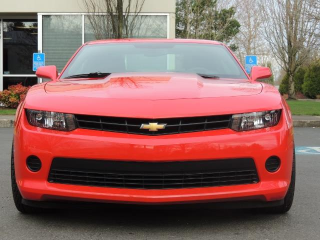 2014 Chevrolet Camaro LS / Coupe / 3.6 Liter 6Cyl / ONLY 9000 MILES - Photo 5 - Portland, OR 97217