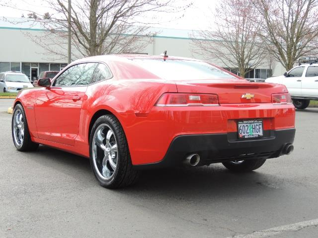 2014 Chevrolet Camaro LS / Coupe / 3.6 Liter 6Cyl / ONLY 9000 MILES - Photo 8 - Portland, OR 97217