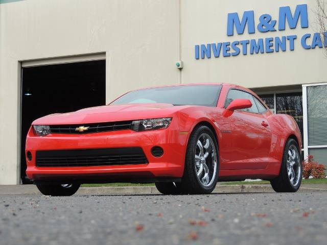 2014 Chevrolet Camaro LS / Coupe / 3.6 Liter 6Cyl / ONLY 9000 MILES - Photo 24 - Portland, OR 97217