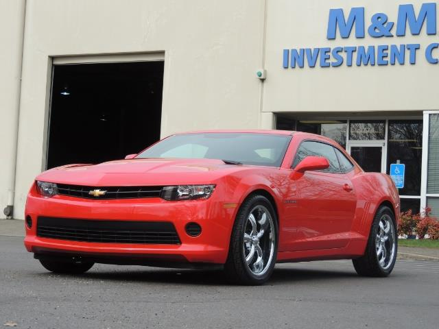 2014 Chevrolet Camaro LS / Coupe / 3.6 Liter 6Cyl / ONLY 9000 MILES - Photo 45 - Portland, OR 97217