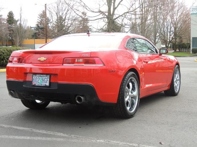 2014 Chevrolet Camaro LS / Coupe / 3.6 Liter 6Cyl / ONLY 9000 MILES - Photo 7 - Portland, OR 97217