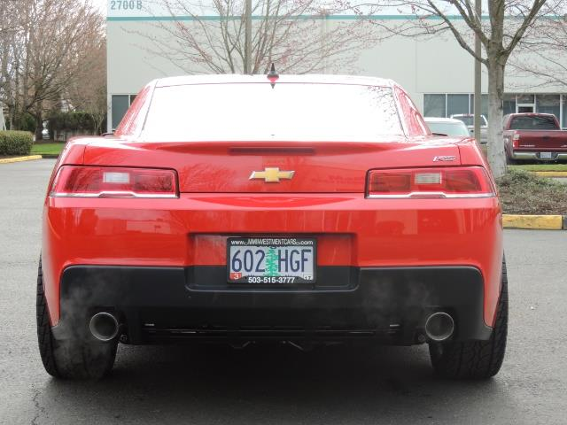 2014 Chevrolet Camaro LS / Coupe / 3.6 Liter 6Cyl / ONLY 9000 MILES - Photo 6 - Portland, OR 97217