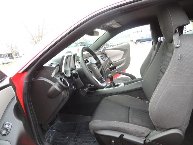 2014 Chevrolet Camaro LS / Coupe / 3.6 Liter 6Cyl / ONLY 9000 MILES - Photo 12 - Portland, OR 97217