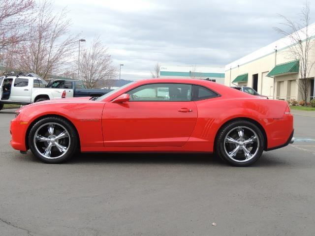 2014 Chevrolet Camaro LS / Coupe / 3.6 Liter 6Cyl / ONLY 9000 MILES - Photo 3 - Portland, OR 97217