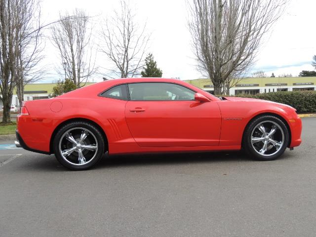 2014 Chevrolet Camaro LS / Coupe / 3.6 Liter 6Cyl / ONLY 9000 MILES - Photo 4 - Portland, OR 97217