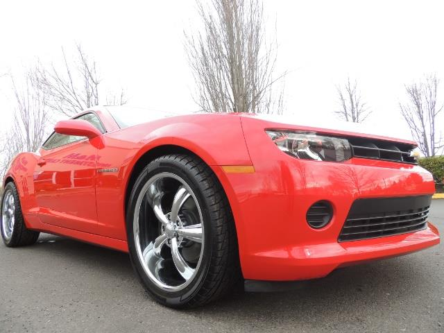 2014 Chevrolet Camaro LS / Coupe / 3.6 Liter 6Cyl / ONLY 9000 MILES - Photo 10 - Portland, OR 97217