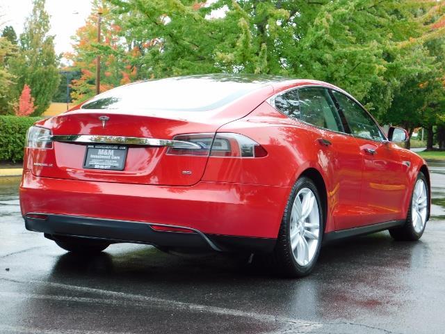 2013 Tesla Model S 85K / Leather / Tech  Pkg / Active air suspension - Photo 8 - Portland, OR 97217