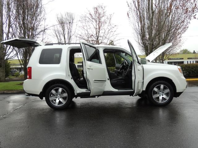 2013 Honda Pilot Touring /4WD / Navi / DVD / Third Seats / 1-OWNER - Photo 30 - Portland, OR 97217