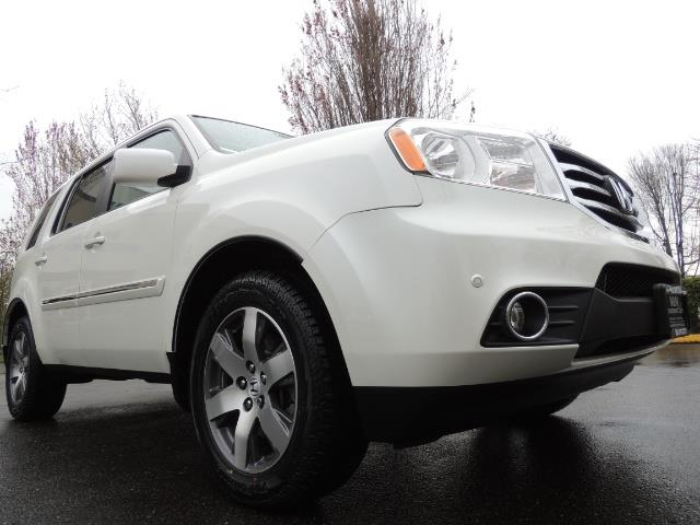 2013 Honda Pilot Touring /4WD / Navi / DVD / Third Seats / 1-OWNER - Photo 9 - Portland, OR 97217