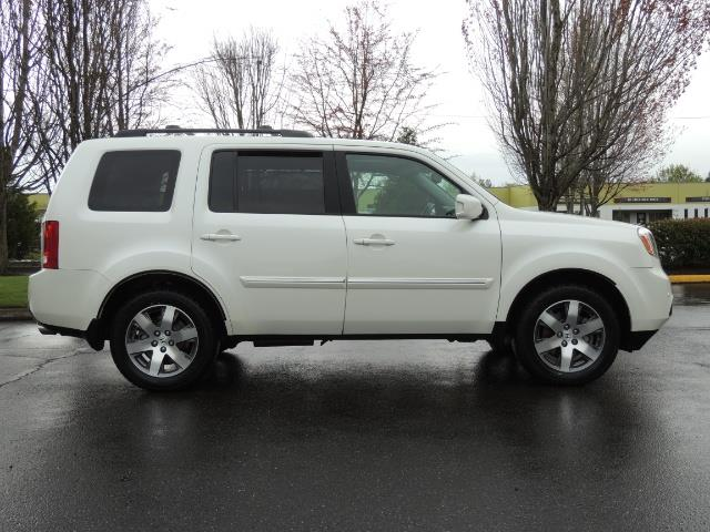 2013 Honda Pilot Touring /4WD / Navi / DVD / Third Seats / 1-OWNER - Photo 4 - Portland, OR 97217