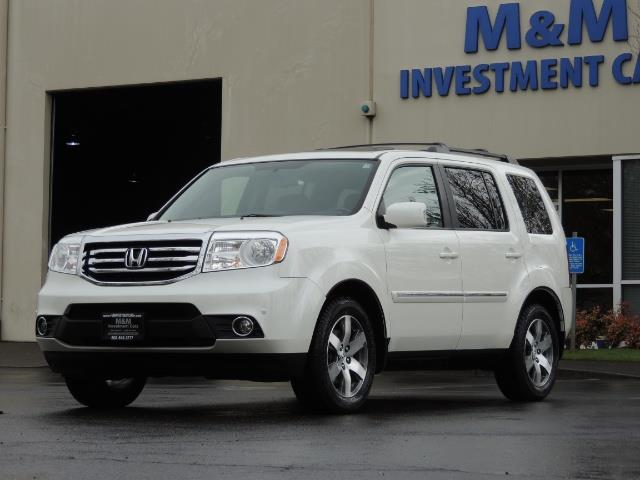 2013 Honda Pilot Touring /4WD / Navi / DVD / Third Seats / 1-OWNER - Photo 47 - Portland, OR 97217
