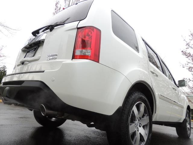 2013 Honda Pilot Touring /4WD / Navi / DVD / Third Seats / 1-OWNER - Photo 12 - Portland, OR 97217