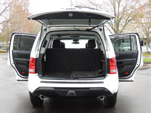 2013 Honda Pilot Touring /4WD / Navi / DVD / Third Seats / 1-OWNER - Photo 28 - Portland, OR 97217