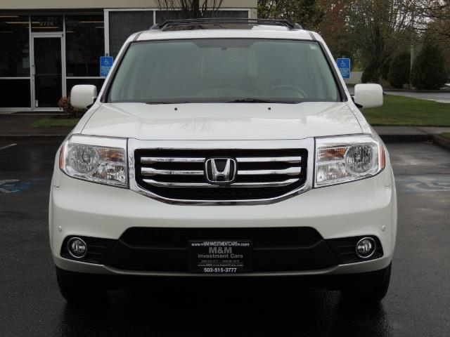 2013 Honda Pilot Touring /4WD / Navi / DVD / Third Seats / 1-OWNER - Photo 5 - Portland, OR 97217