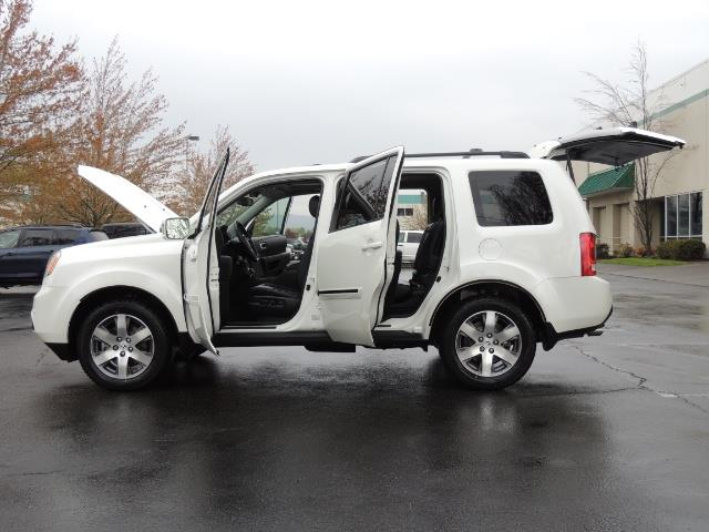2013 Honda Pilot Touring /4WD / Navi / DVD / Third Seats / 1-OWNER - Photo 26 - Portland, OR 97217