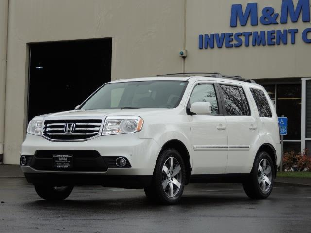 2013 Honda Pilot Touring /4WD / Navi / DVD / Third Seats / 1-OWNER - Photo 49 - Portland, OR 97217