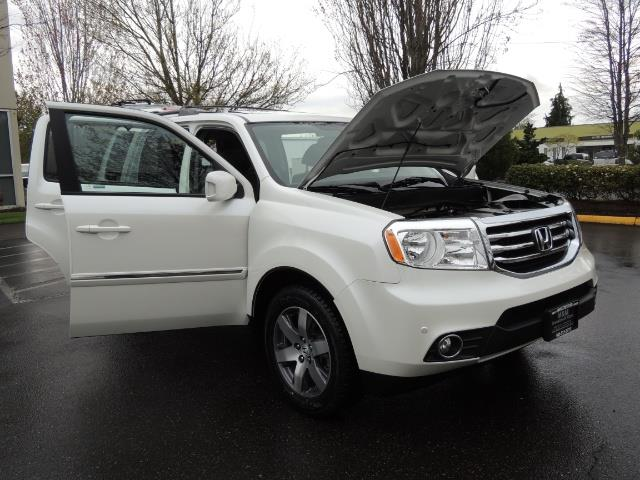 2013 Honda Pilot Touring /4WD / Navi / DVD / Third Seats / 1-OWNER - Photo 31 - Portland, OR 97217