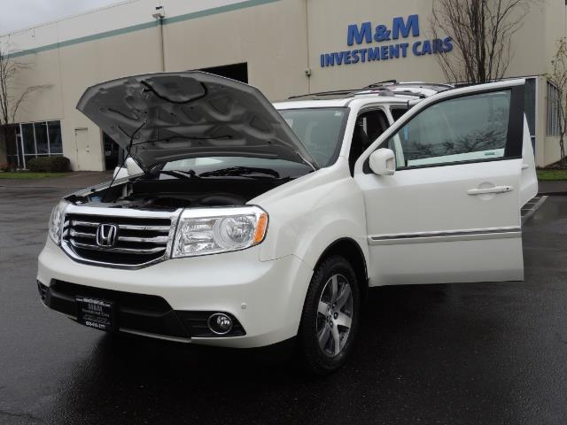 2013 Honda Pilot Touring /4WD / Navi / DVD / Third Seats / 1-OWNER - Photo 25 - Portland, OR 97217