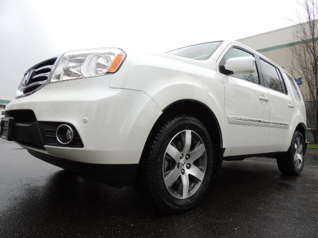 2013 Honda Pilot Touring /4WD / Navi / DVD / Third Seats / 1-OWNER - Photo 10 - Portland, OR 97217
