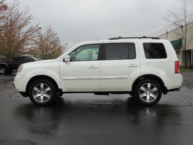 2013 Honda Pilot Touring /4WD / Navi / DVD / Third Seats / 1-OWNER - Photo 3 - Portland, OR 97217