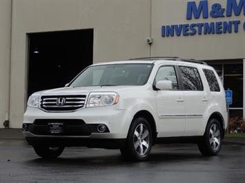 2013 Honda Pilot Touring /4WD / Navi / DVD / Third Seats / 1-OWNER SUV