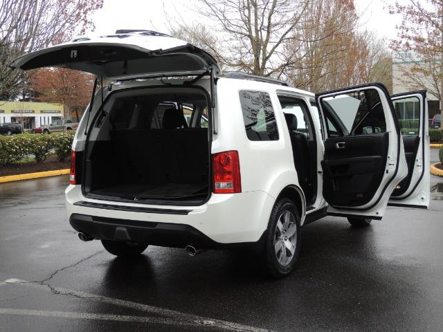 2013 Honda Pilot Touring /4WD / Navi / DVD / Third Seats / 1-OWNER - Photo 29 - Portland, OR 97217