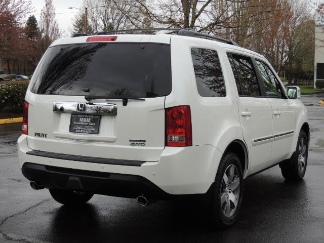 2013 Honda Pilot Touring /4WD / Navi / DVD / Third Seats / 1-OWNER - Photo 8 - Portland, OR 97217