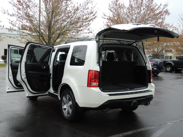 2013 Honda Pilot Touring /4WD / Navi / DVD / Third Seats / 1-OWNER - Photo 27 - Portland, OR 97217