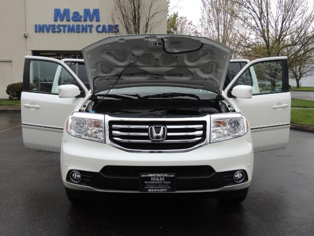 2013 Honda Pilot Touring /4WD / Navi / DVD / Third Seats / 1-OWNER - Photo 32 - Portland, OR 97217
