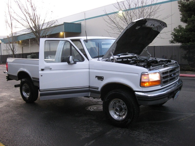 1997 Ford F 250 4x4 Longbed 7 3l Power Stroke Diesel 5