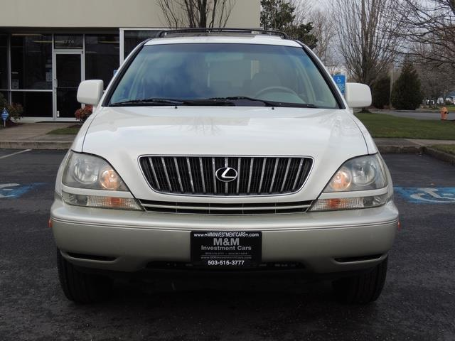 1999 Lexus RX 300 / AWD / Leather / Sunroof / Great Conditon - Photo 5 - Portland, OR 97217
