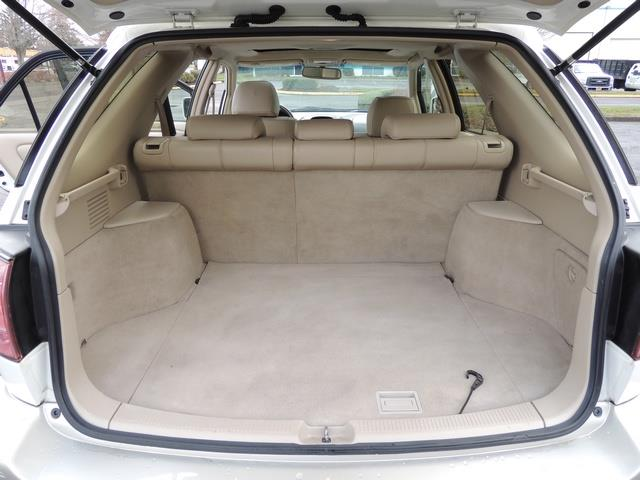1999 Lexus RX 300 / AWD / Leather / Sunroof / Great Conditon - Photo 18 - Portland, OR 97217