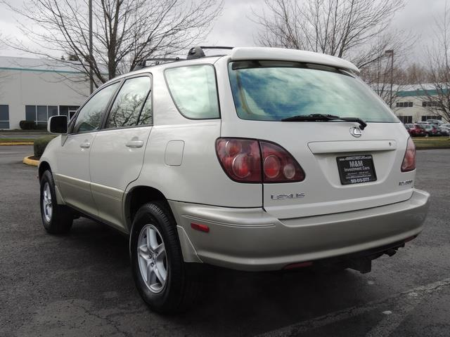 1999 Lexus RX 300 / AWD / Leather / Sunroof / Great Conditon - Photo 7 - Portland, OR 97217
