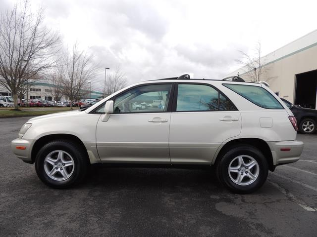 1999 Lexus RX 300 / AWD / Leather / Sunroof / Great Conditon - Photo 3 - Portland, OR 97217
