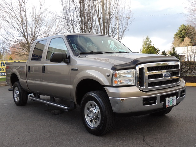 2005 ford f 250 super duty xlt 4x4 v10 gas 6 speed manual. Black Bedroom Furniture Sets. Home Design Ideas