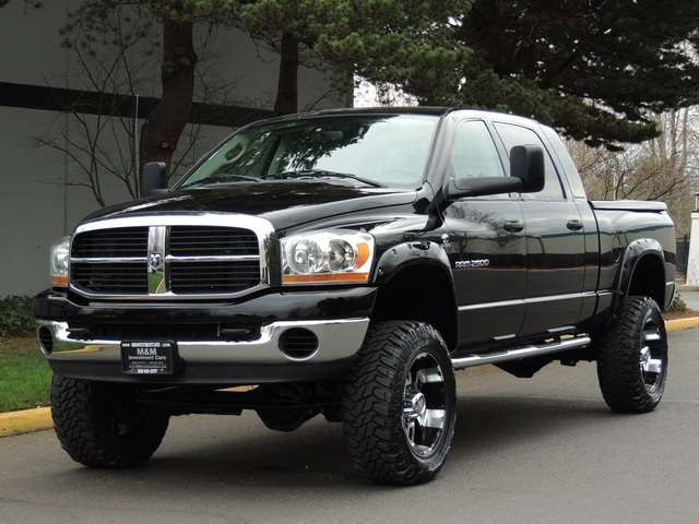 2006 dodge ram 2500 slt mega cab 4x4 5 9l diesel leather. Black Bedroom Furniture Sets. Home Design Ideas