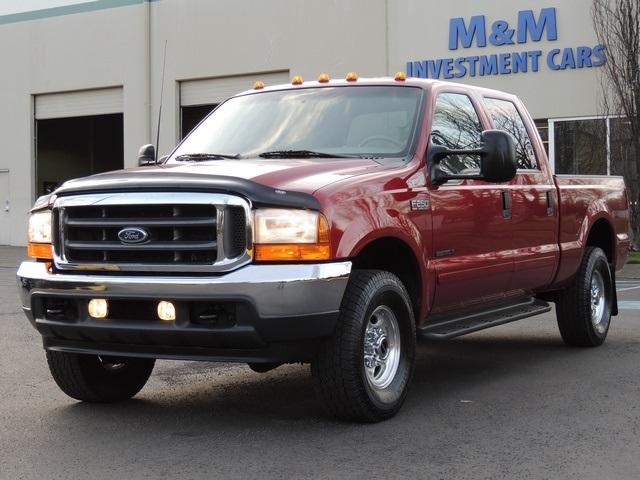 2001 ford f 250 super duty lariat 4x4 7 3l diesel 1 owner. Black Bedroom Furniture Sets. Home Design Ideas