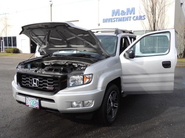 2012 honda ridgeline sport 4wd 1 owner new tires excel cond. Black Bedroom Furniture Sets. Home Design Ideas