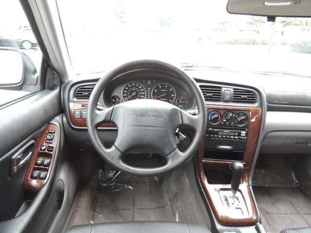 2003 subaru outback awd wagon leather heated seats automatic for Subaru outback leather interior