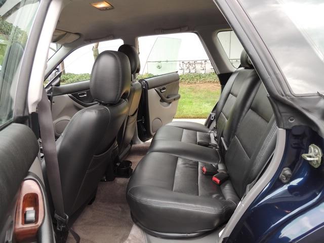 2003 Subaru Outback Awd Wagon Leather Heated Seats Automatic