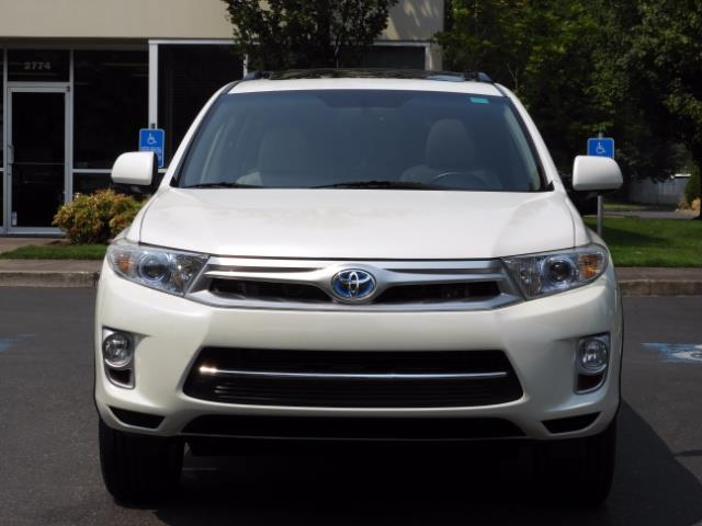 2011 Toyota Highlander Limited Hybrid 4WD 2-Owner 85Kmiles 3rdRow Leather - Photo 5 - Portland, OR 97217