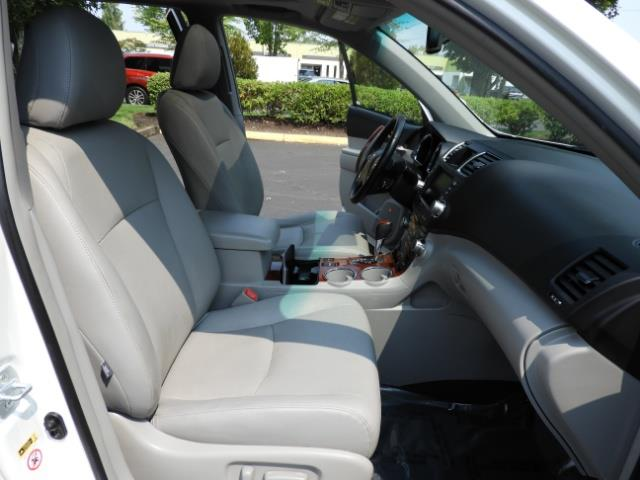 2011 Toyota Highlander Limited Hybrid 4WD 2-Owner 85Kmiles 3rdRow Leather - Photo 20 - Portland, OR 97217