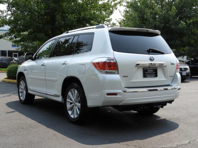 2011 Toyota Highlander Limited Hybrid 4WD 2-Owner 85Kmiles 3rdRow Leather - Photo 6 - Portland, OR 97217