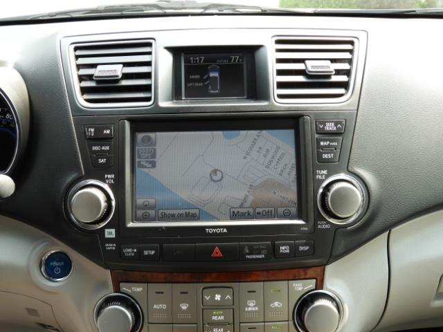 2011 Toyota Highlander Limited Hybrid 4WD 2-Owner 85Kmiles 3rdRow Leather - Photo 35 - Portland, OR 97217