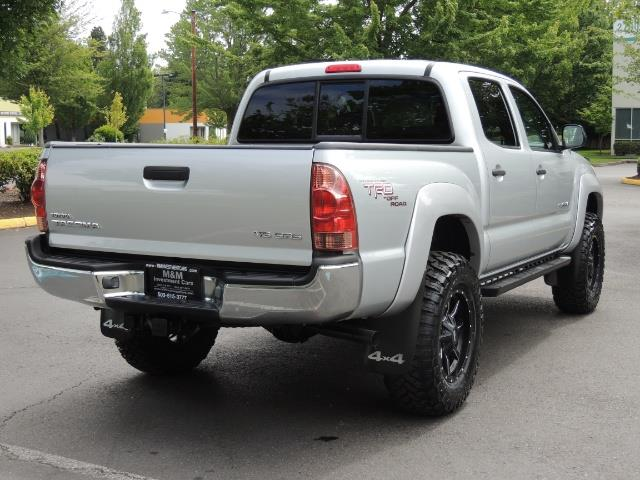 2005 Toyota Tacoma V6 Double Cab 4X4 TRD OFF RD REAR DIFF LOCK LIFTED - Photo 8 - Portland, OR 97217