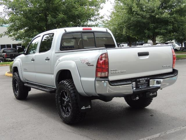 2005 Toyota Tacoma V6 Double Cab 4X4 TRD OFF RD REAR DIFF LOCK LIFTED - Photo 7 - Portland, OR 97217
