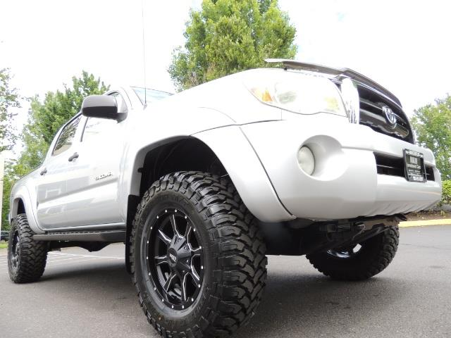 2005 Toyota Tacoma V6 Double Cab 4X4 TRD OFF RD REAR DIFF LOCK LIFTED - Photo 10 - Portland, OR 97217