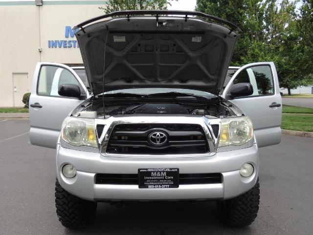 2005 Toyota Tacoma V6 Double Cab 4X4 TRD OFF RD REAR DIFF LOCK LIFTED - Photo 29 - Portland, OR 97217